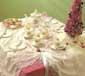 Сервировка стола. Вечерний чай в праздничный день